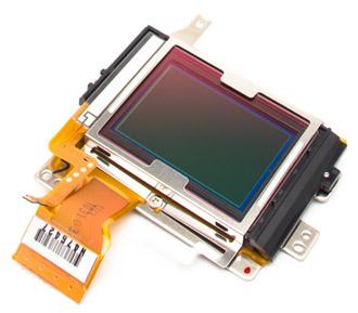 Reparacion de sensor de camara